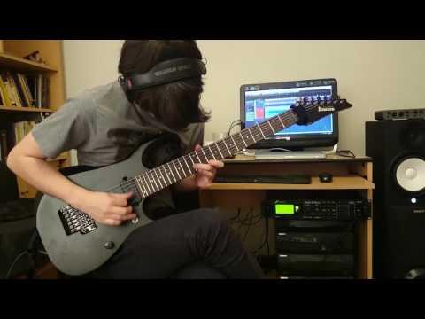 Megadeth - Tornado of Souls Solo Cover - Lucio Hortas