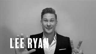 """Lee Ryan - """"Ghost"""" Official Video, 7 Days And Counting..."""