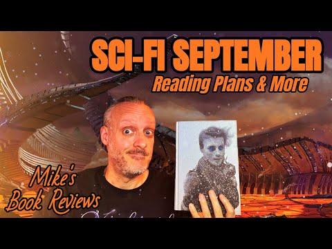 Sci-Fi September Reading Plans & More
