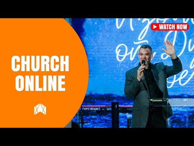 DR EDWIN MIRANDA - SUNDAY 20TH SEPTEMBER - CHURCH ONLINE