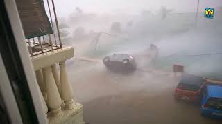 Amphan Super Storm 21 May 2020 || Compilation