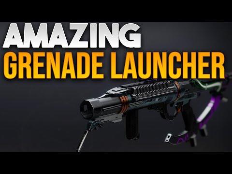 Destiny 2 - EPIC Slideshot Grenade Launcher! Ignition Code Legendary for PvE & PvP