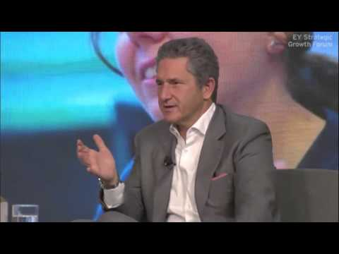 Liberty Global CEO Mike Fries defines success