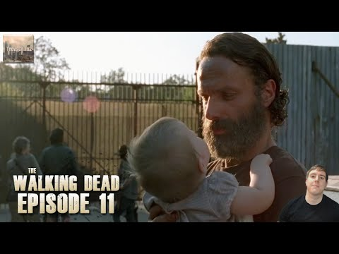 The Walking Dead Season 5 Episode 11 - The Distance Review