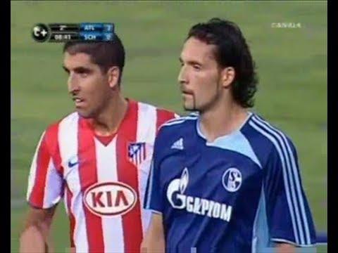 2008/09.- Atlético Madrid 4 Vs. FC Schalke 04. 0 (Champions  League - Previa Vta.)