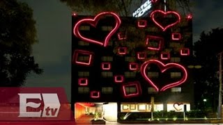 Hoteles del amor para este 14 de febrero / Excélsior informa