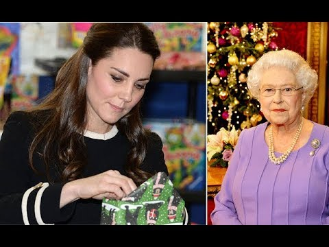 Kate Middleton Christmas Queen gift proves DIY is best
