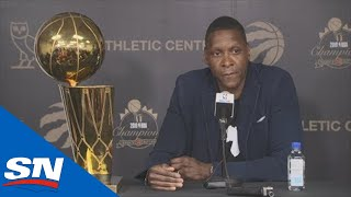 Toronto Raptors President Masai Ujiri's End Of Season Address | FULL Press Conference
