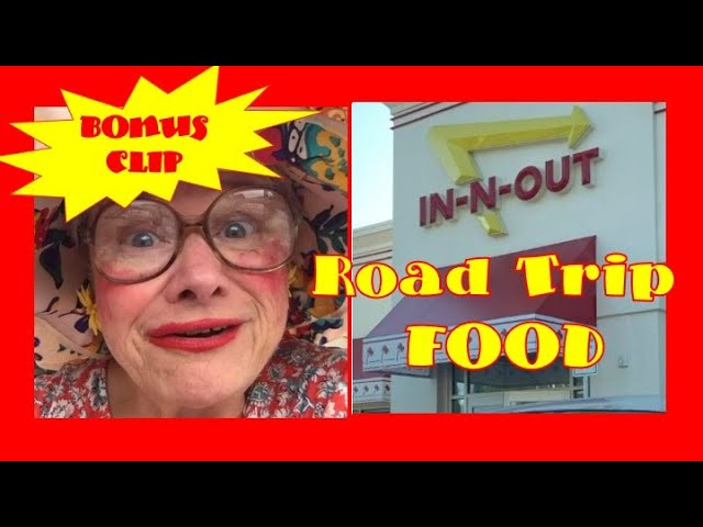 Road Trip Food - Bonus Clips