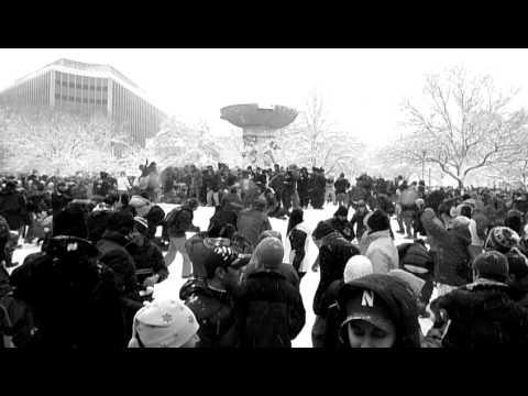 Massive snowball fight, Dupont Circle DC, Feb 6 2010 blizzard (1)
