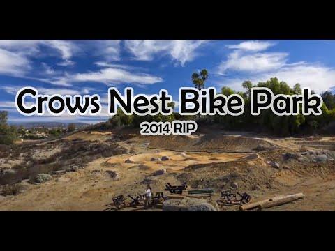 Crows Nest Bike Park, Valley Center, CA