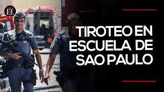 Tiroteo en Sao Paulo deja al menos diez muertos | El Espectador