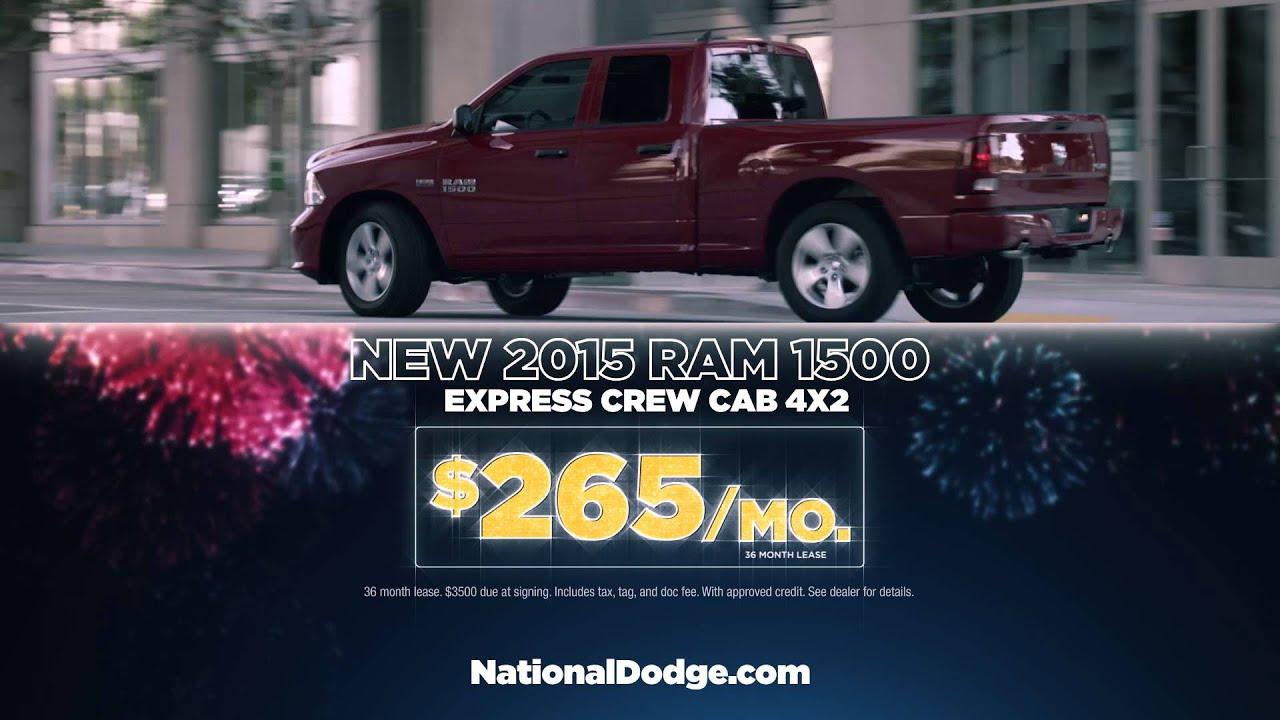 National Dodge Chrysler Jeep Ram-Year End Blockbuster - YouTube