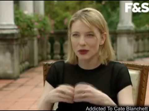 Cate Blanchett - 1998 Interview Elizabeth 1