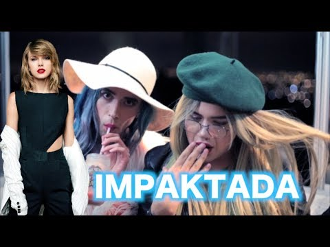 Taylor Swift - End Game  VIDEO REACCIÓN -...