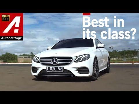 Mercedes-Benz E300 Review & Test Drive by AutonetMagz