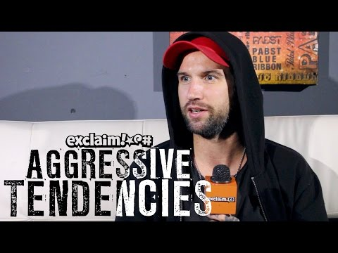 Every Time I Die's Keith Buckley - 'Low Teens' is better than the old stuff   Aggressive Tendencies