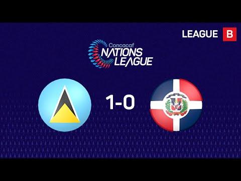 #CNL Highlights - Saint Lucia 1-0 Dominican Republic