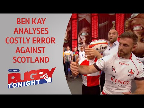 Ben Kay runs through Joubert's penalty decision | Rugby Tonight
