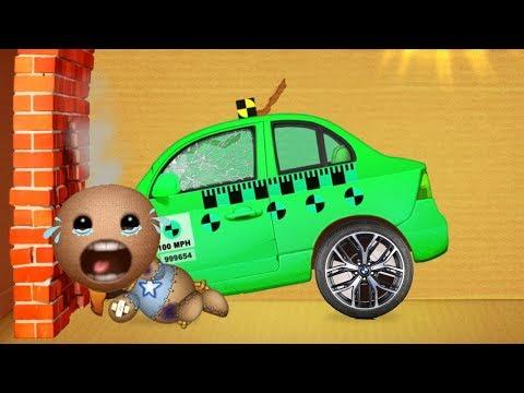 Carzy Taxi  vs The Buddy   Kick The Buddy