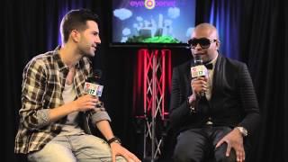 Raheem DeVaughn talks Marvin Gaye, Chrisette Michele, & more!