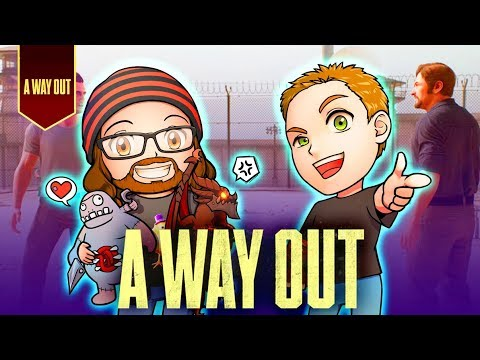 A Way Out - Part 3 | MFPallytime & Mewnfare