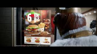 Burger King Commercial 2019 - (USA)
