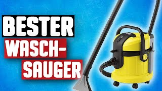 TOP 5 BESTER WASCHSAUGER 2020 -Kaufen? Test/Review Deutsch Wischsauger Polstersauger Teppichsauger