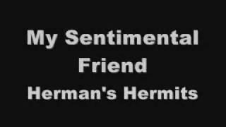 My Sentimental Friend-lyrics