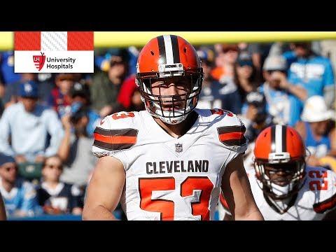 2 Minute Drill: Joe Schobert named to 2018 Pro Bowl