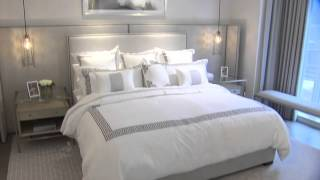 Home Day Tour: Luxurious master bedroom and bathroom