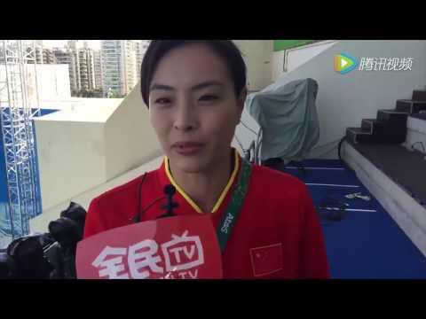 全民TV独家专访 - 吴敏霞 Wu Minxia