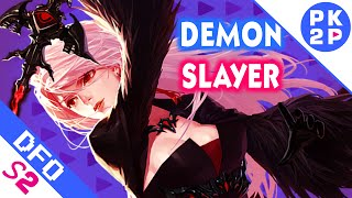Demon Slayer e sua Espada Serpente! • Dungeon Fighter Online #S2 • Beat