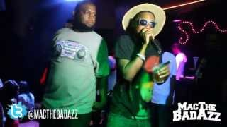 Yung Trap, Fat Boy Rhymer, Willie Beema Performing Live - Classic Weekend 2011