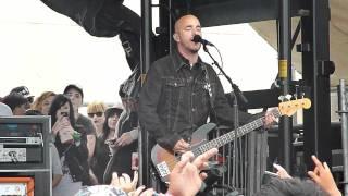Alkaline Trio - Armageddon/Emma 06/27/10: 2010 Vans Warped Tour - Ventura, CA