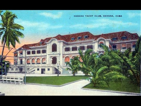The Havana private clubs before 1959