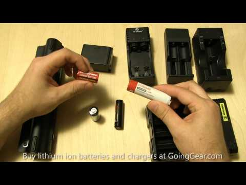 Going Gear Ep 5 - Lithium Ion Batteries Primer