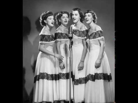 The Chordettes, Just Between You And Me (1957)