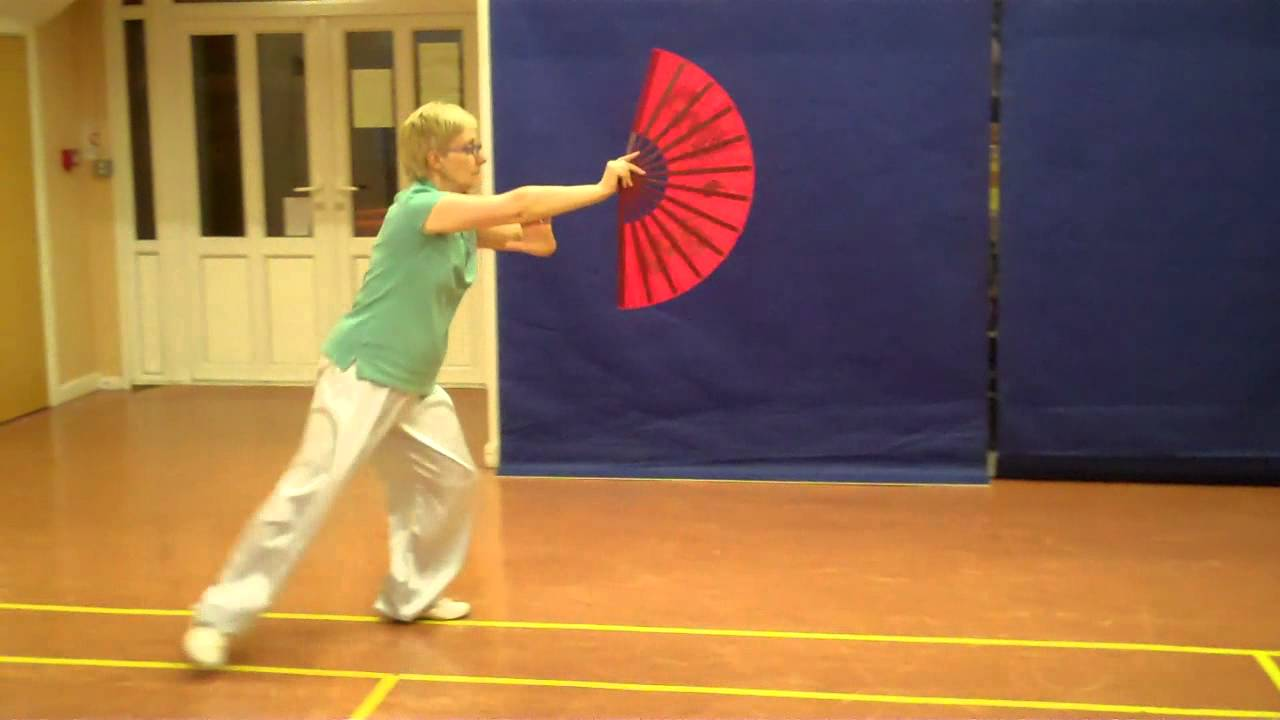 tai chi fan chen style beginners form youtube. Black Bedroom Furniture Sets. Home Design Ideas
