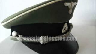dca7e150aa094 Gorra Oficial de las Waffen-SS III Reich by ArmasDeColeccion