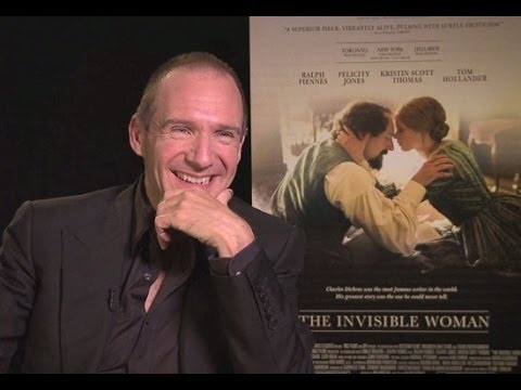 Ralph Fiennes Exclusive: The Invisible Woman Interview