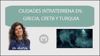 CIUDADES INTRATERRENAS EN GRECIA, CRETA Y TURQUIA