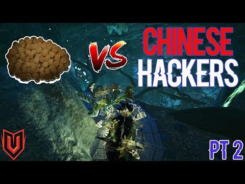 Defending Against Chinese Hackers (Pt 2) | Ark: Official PVP | Small Tribes