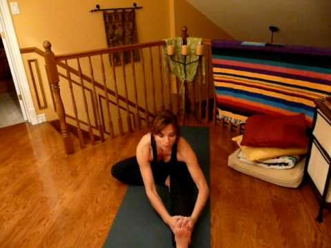 yoga before bed  youtube