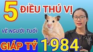 5 Điều Thú Vị Về Tuổi Giáp Tý 1984 - Hải Trung Kim   Trang Tâm Linh