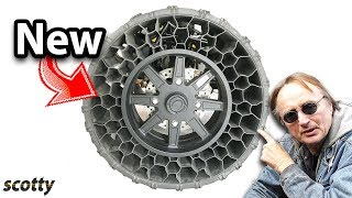 The Future of Tires
