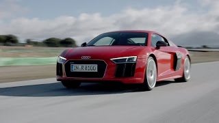 2017 Audi R8: From The Racetrack To Your Garage