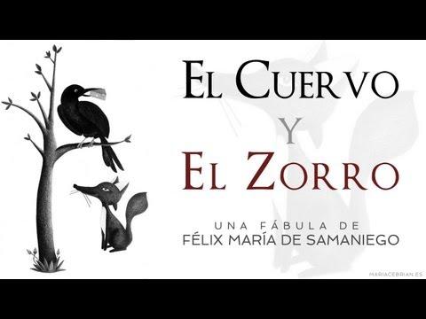 """""""el-cuervo-y-el-zorro""""-una-fábula-de-félix-maría-de-samaniego"""