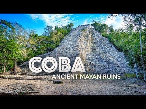 MAYAN RUINS OF COBA - Mexico