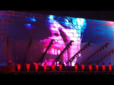 Another Brick In The Wall  legendas inglêsportuguês  Roger Waters, São Paulo, 10oct2018